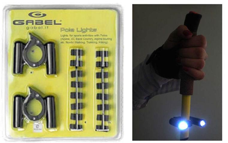Gabel Pole Lights