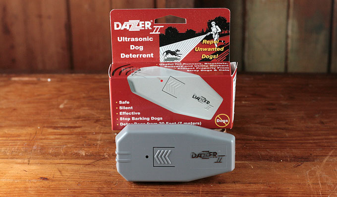 Dog Dazzer and box
